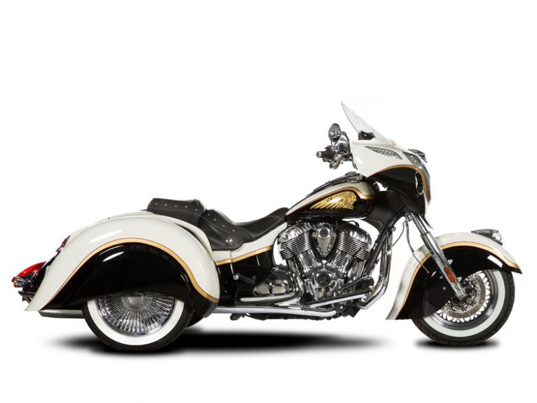 Hannigan Indian Chief Trike $29,995 Base Price Ride Away (DOES NOT INCLUDE DONOR MOTORCYCLE OR OPTIONS)