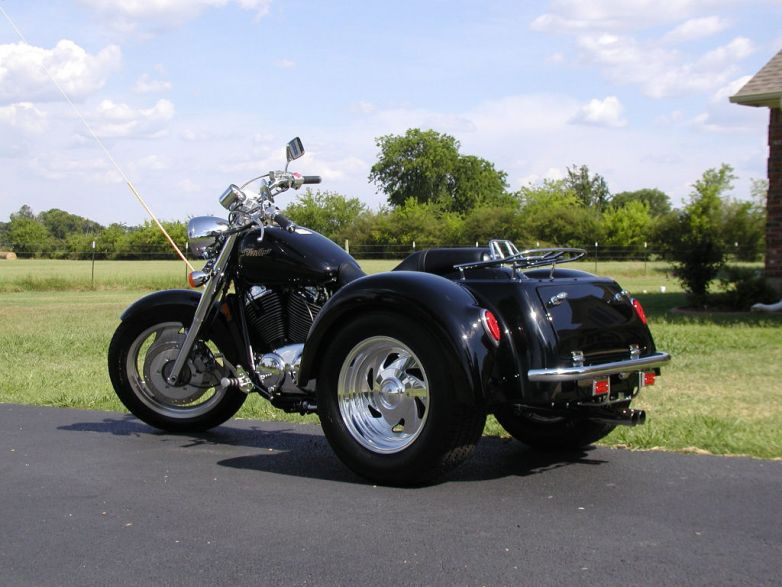 Honda VT1100 Shadow Trike Conversion (DOES NOT INCLUDE DONOR MOTORCYCLE OR OPTIONS)