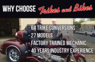 Why Choose Trikes and Bikes